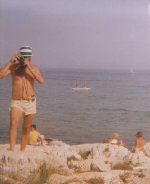 Medulin, leto 1984.