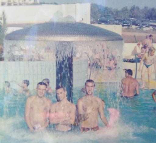 Medulin - leto 1990.