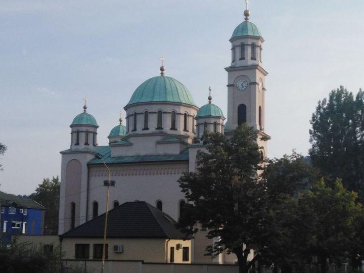 Crkva Uspenja Presvete Bogorodice u Tuzli