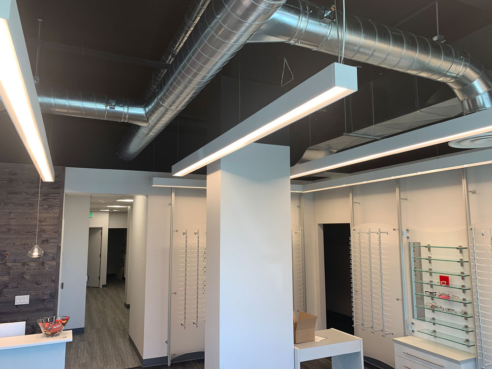 Expert Tenant Improvement Remodeling   SR Clean Construction