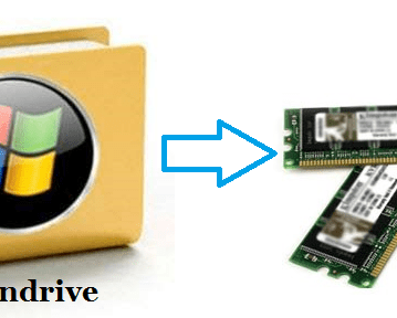 Does using Pen Drive as RAM really increases your Computer speed ? 5
