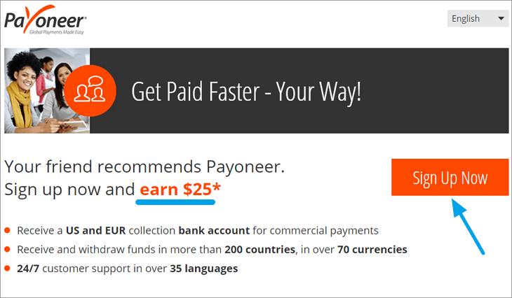 payooner sign up