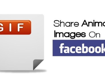 How To Share Animated GIF Images On Facebook 2