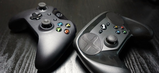 How to Control the Windows Desktop With an Xbox or Steam Controller