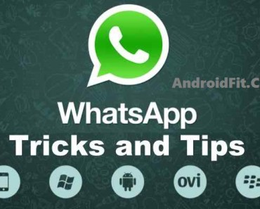 10 Latest Whatsapp Tips and Tricks You Should Know - 2016 5