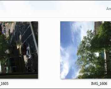 Why Your Photos Don't Always Appear Correctly Rotated 2