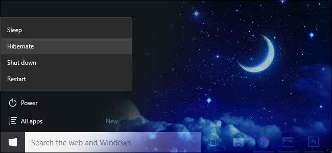 How to Re-Enable Hibernation in Windows 8 and 10