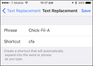 """How to Teach Your iPhone to Stop """"Fixing"""" Irregular Words (3)"""