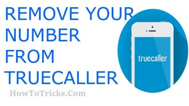 How to remove or unlist your phone number from TrueCaller list 6