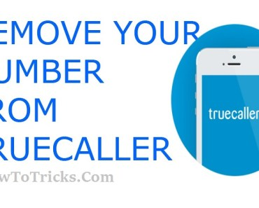 How to remove or unlist your phone number from TrueCaller list 3