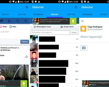 How to Use Facebook, FB Chat and Twitter with a Single App on Android device 5