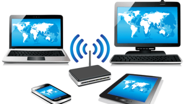How To Secure Your WiFi Network Connection from Hackers and Neighbours 1