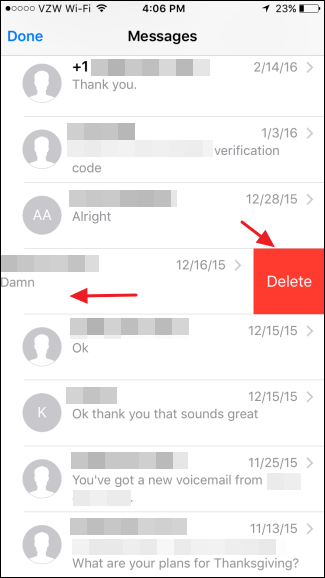 How to Delete Text Messages and iMessages in iOS (3)