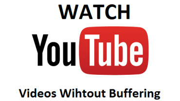 How to watch Youtube Videos without Buffering 1
