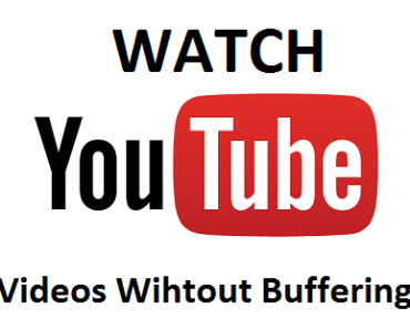 How to watch Youtube Videos without Buffering 5