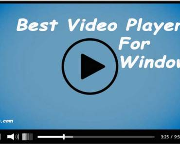 10 Best Video Players for Windows PC/Computer 2018 (Best Video Players list) 1