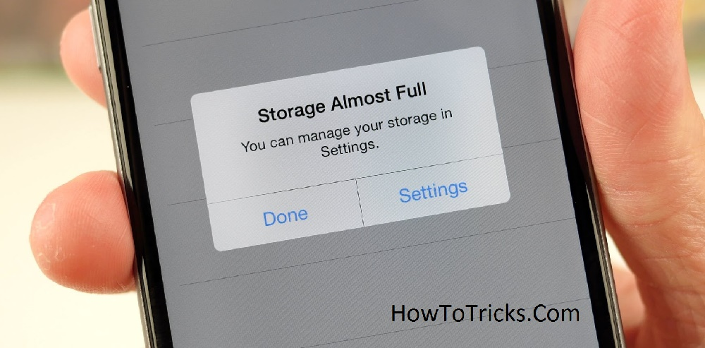 How to increase storage on iPhone (Free Up iPhone Space) 1