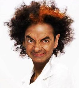 Funny-Mr-Bean-With-Curly-Hair-Picture