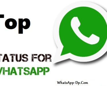 Whatsapp DP Status With Quotes 2019 [Latest Collection] 1