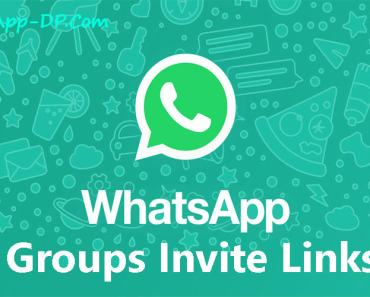 {New} 500+ Whatsapp Groups Link: Public Group Invite Links Collection 1