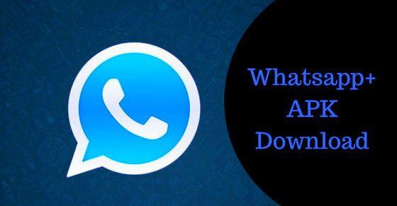 whatsapp plus download apk file