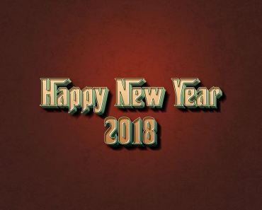 New Year 2018 Photos for Facebook Whatsapp