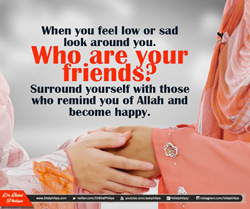 25+ Islamic Friendship Quotes For Best Friends 5