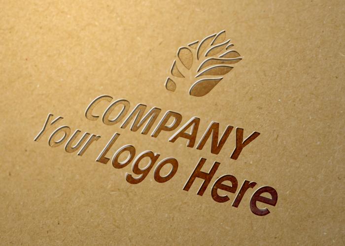 25+ Best 3D Logo Mockup Adobe PSD & Vectors 29