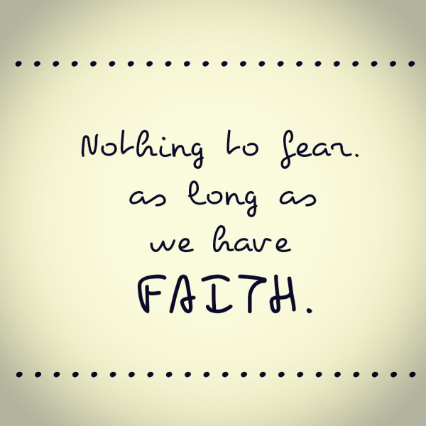 quotes on faith