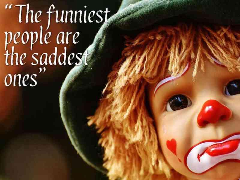 sad sad joker pictures The funniest people are the saddest
