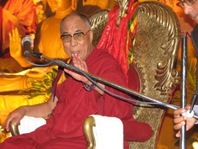 Dalai Lama Donates 10Lakh INR To Orissa Cyclone Fani Victims
