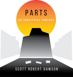 Rough front cover of Parts