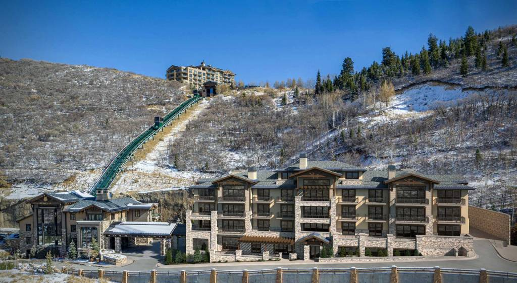The Residences at The St. Regis Deer Valley | Snow Park