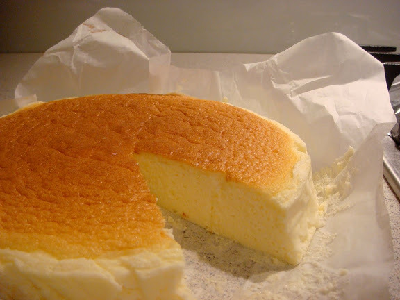 Cheesecake Japons  sRecetasES