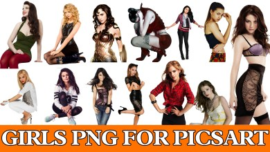 Photo of Girls Png For Picsart Editing 2018 Download Girls Png Zip File