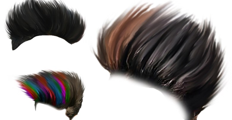 Hair Png Picsart And Hd Backgrounds T