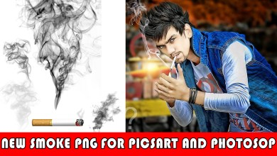 Photo of Smoke Png For Picsart And Photoshop Editing HD Collection Zip File