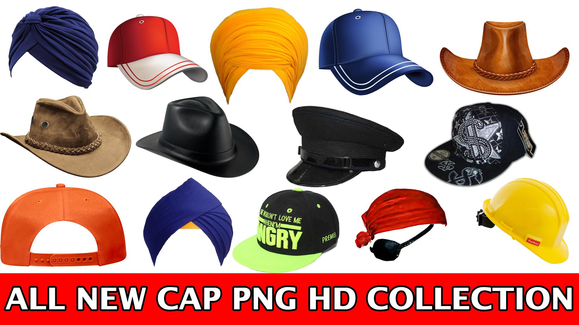 NEW HD CAP PNG