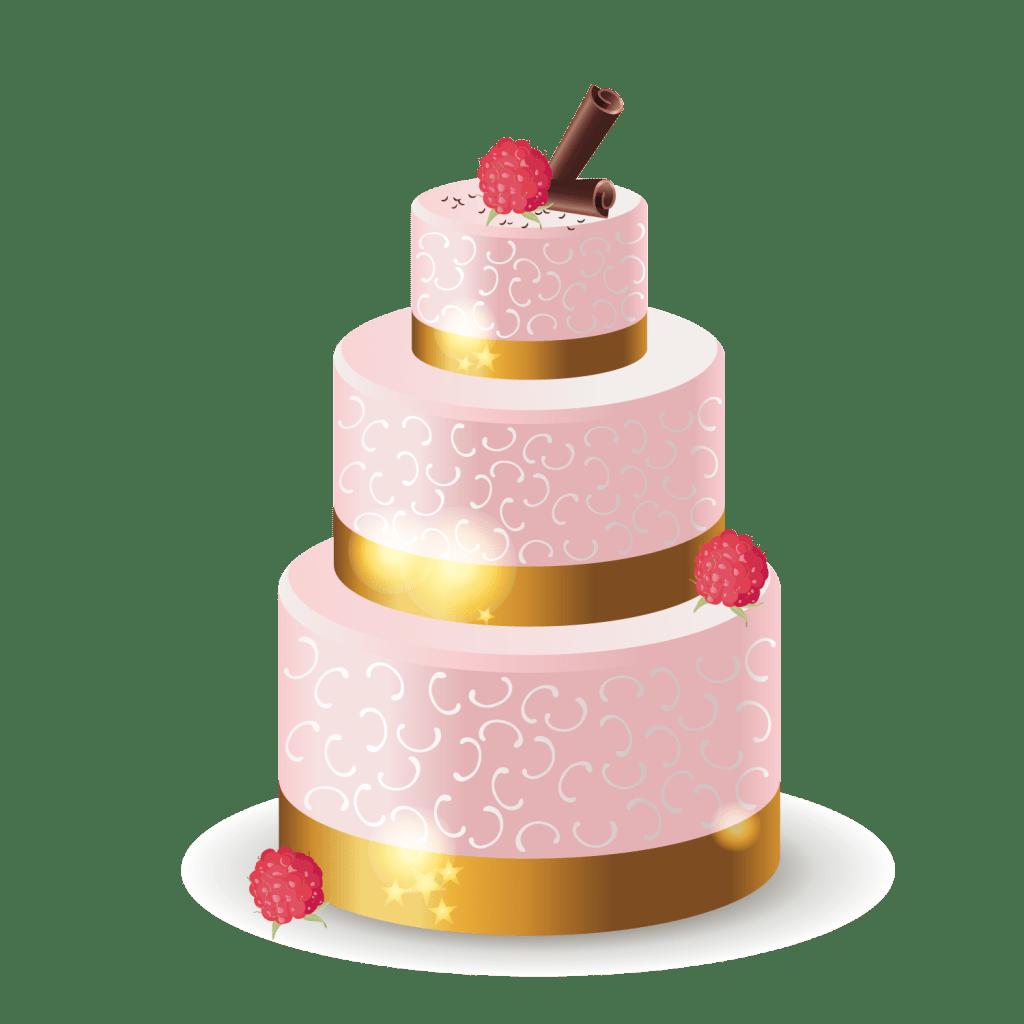 Happy Birthday cake Png