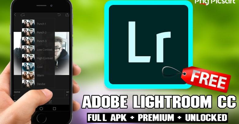 adobe photoshop lightroom apk full version free download