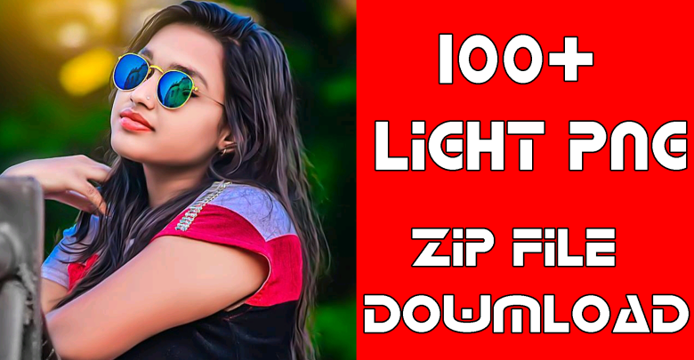 Picsart png effect light zip file download | Light png Effect For