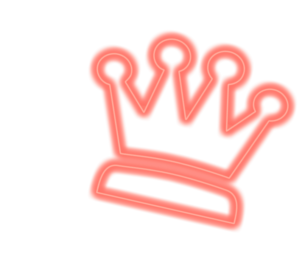 Neon king Png