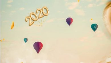 Photo of Happy New Year 2020 Background Images New Year Editing Background