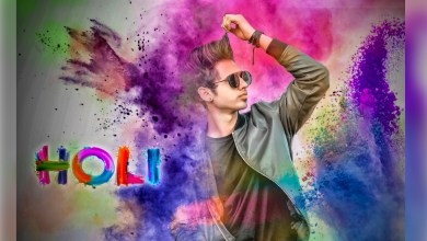 Photo of Holi EditingTutorial Background Png Stocks