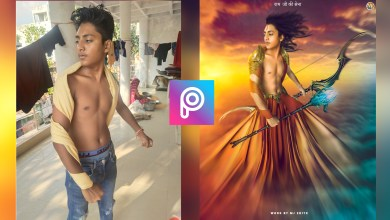 Photo of Shree Ram Cteative Picsart Editing Tutorial By Mj Editing
