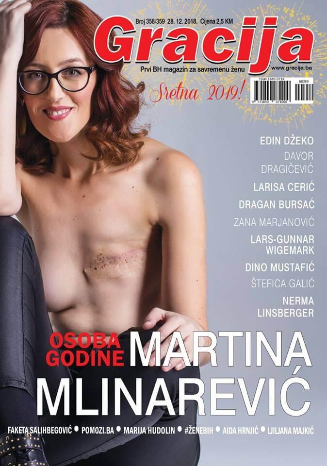 Martina Mlinarević Sopta   foto: Gracija