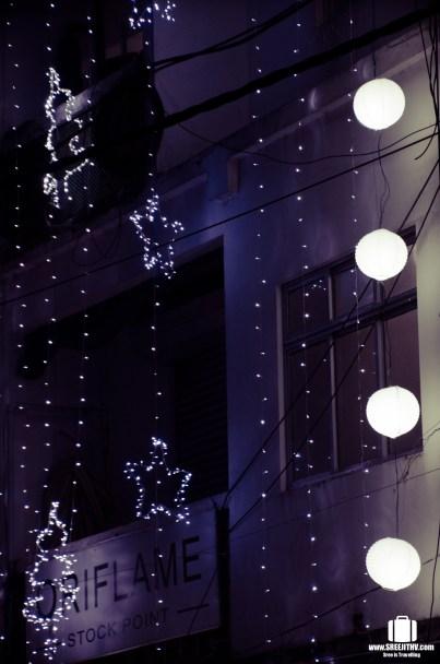 Christmas Lights Aizawl
