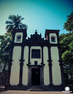 Chapel of St. Catherine, Old Goa (1)