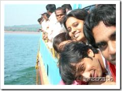Ferry ride from Sagara to Sigandur