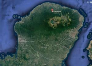 www.sreep.com tiukelep Lombok, Tiu Kelep,Maps